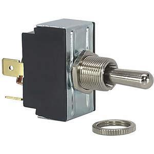 CARLING TECHNOLOGIES 6GO53-73/TABS Toggle Switch Dpdt On/off/ On Reversing | AA2BJH 10C580