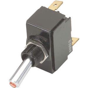 CARLING TECHNOLOGIES LT-1511-610-012 Toggle Switch Spst 3 Connector On/off | AA2BHZ 10C572