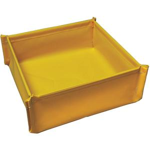 ULTRATECH 1331 Spill Tray 4-3/4 Inch H 24 Inch Length 24 Inch Width | AA2CAN 10D420